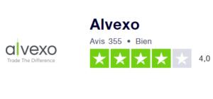 Alvexo Avis Trustpilot_Capture