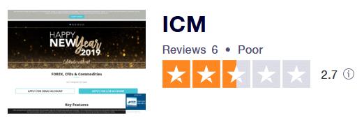 TrustPilot ICM