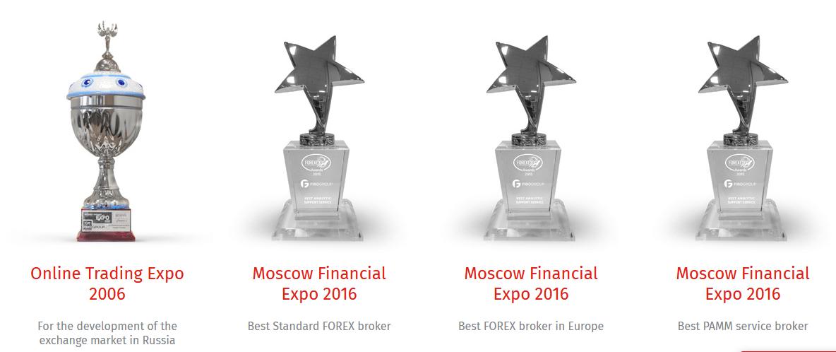 FIBO Group Avis Récompenses