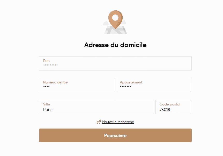 Informations Personnelles Capital.com