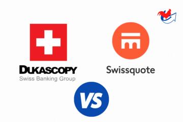 Dukascopy vs Swissquote