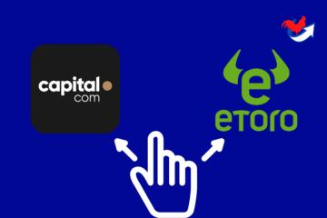Capital.com vs eToro