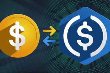 Cours USD Coin (USDC) Crypto Monnaie En Temps Réel