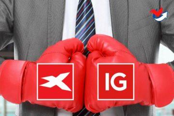 XTB vs IG : Quel Est Le Meilleur Broker Forex et CFD ?