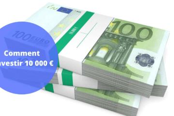 Investir 10000 euros
