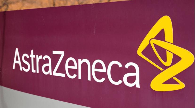 Logo - AstraZeneca Acheter Action