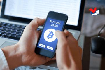 Trader Bitcoin Cash BCH