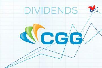 Dividende Action CGG – Versement et Consensus