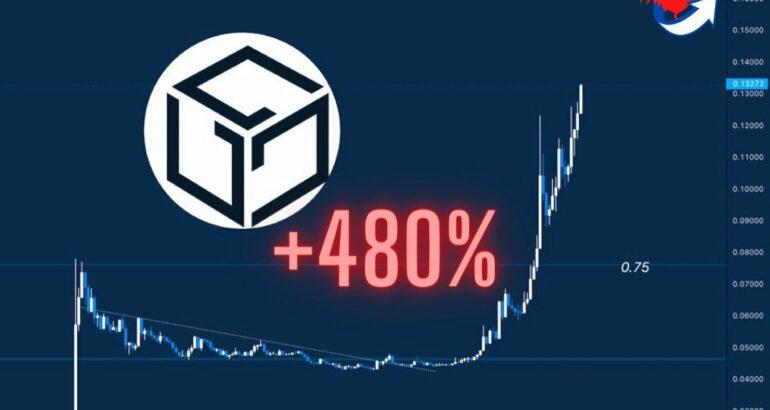 GALA/USD : +480% en une Semaine ! Est-il Encore Temps d'Acheter ?