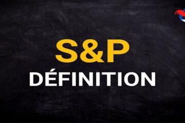 S&P 500 Définition