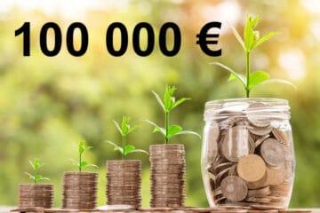 Comment Investir 100000 euros ?