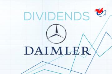 Dividende Daimler Benz – Historique et Prévisions