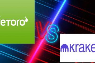 eToro vs Kraken : Quelle Plateforme Choisir ?